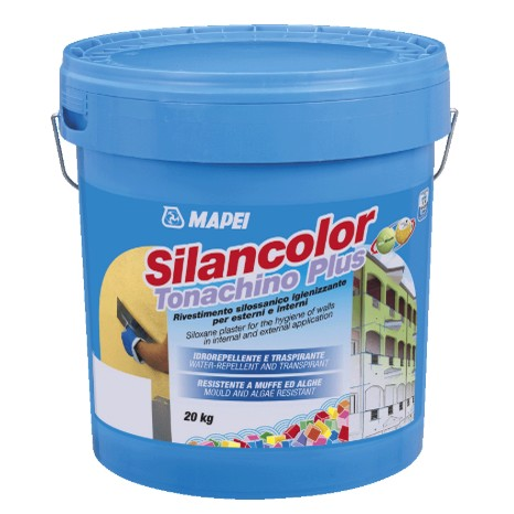 Silancolor Tonachino Plus vakolat